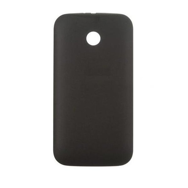 pretty nice 19156 d40ec Back Panel Cover for Motorola Moto E Dual SIM XT1022 - Black