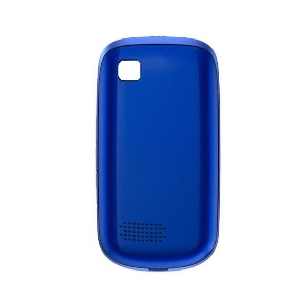 super popular f11e4 16b96 Back Panel Cover for Nokia Asha 200 - Blue