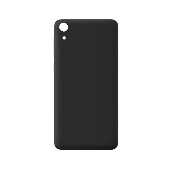 new product 31384 cf45d Back Panel Cover for HTC Desire 728 Dual SIM - Black