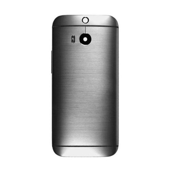 official photos 0ab62 998eb Back Panel Cover for HTC One - M8 Eye - Grey