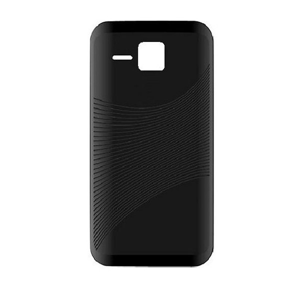 new concept 93896 30785 Back Panel Cover for Micromax Bolt S301 - Black