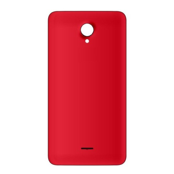 sale retailer f140a 1be02 Back Panel Cover for Micromax Unite 2 A106 - Red
