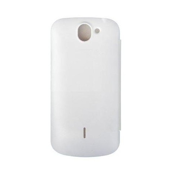 quality design ed60a 27d6d Back Panel Cover for XOLO Q600 - White