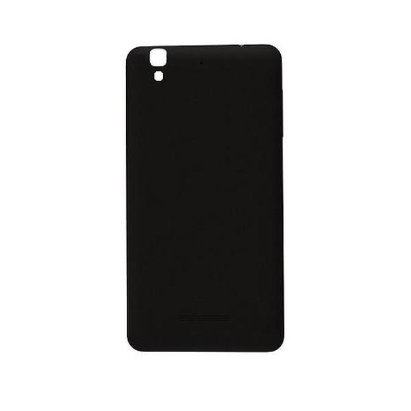 quality design caa50 c6faa Back Panel Cover for Yu Yureka Plus - Black
