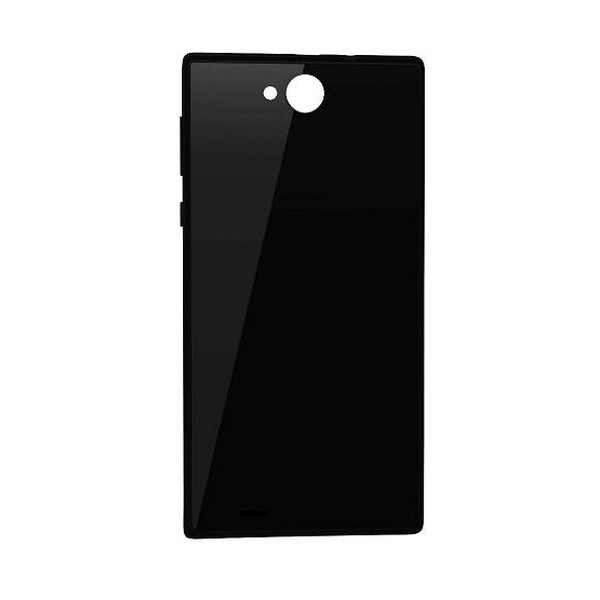 more photos 3cd59 755fb Back Panel Cover for XOLO Prime - Black