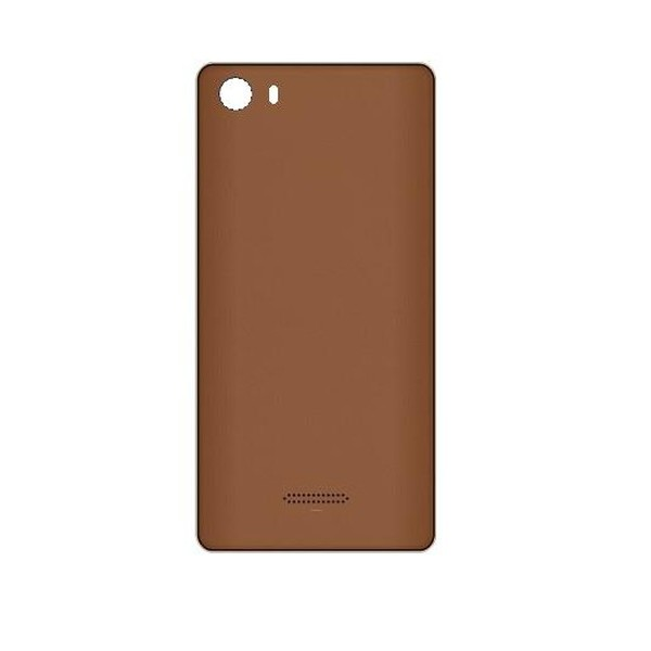 detailed pictures 7e385 8c57a Back Panel Cover for Micromax Canvas 5 E481 3GB RAM - Brown