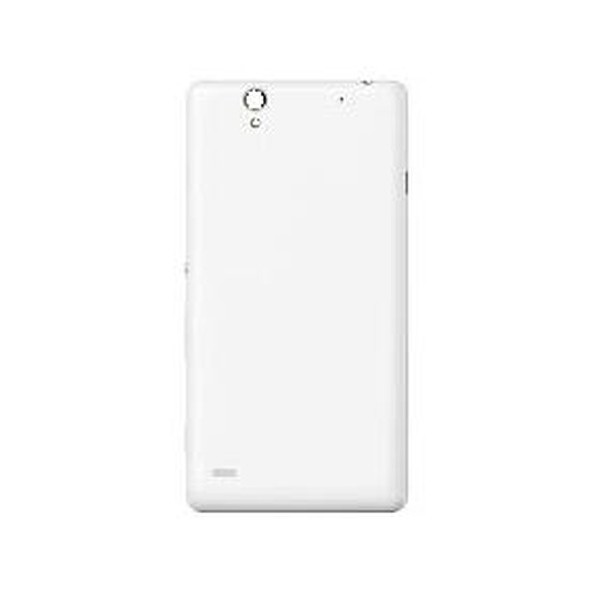 watch 38504 85bc9 Back Panel Cover for Sony Xperia C4 Dual - White