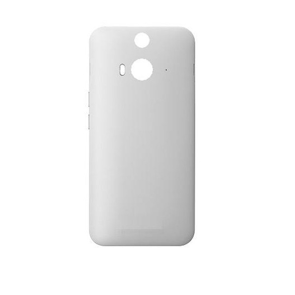 san francisco bb1d6 ed012 Back Panel Cover for HTC Butterfly 2 - White