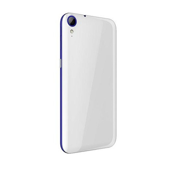 newest 4af4e 39ab2 Back Panel Cover for HTC Desire 830 - White & Blue