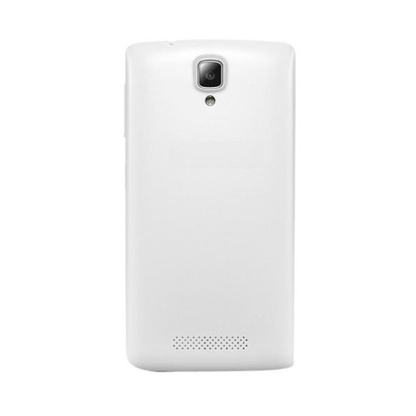 Back Panel Cover For Lenovo A1000 White