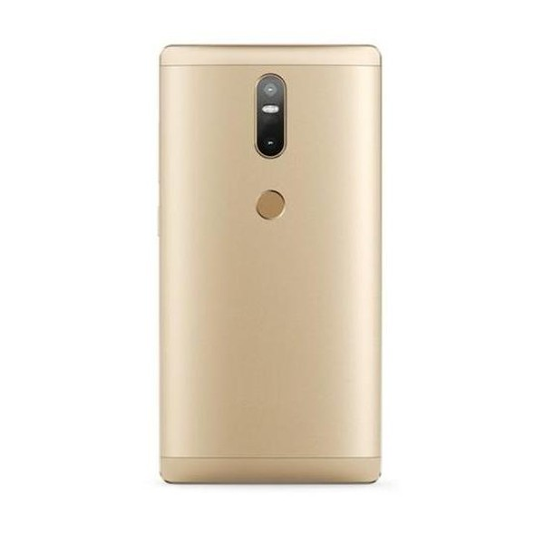 timeless design 53339 5541a Back Panel Cover for Lenovo Phab 2 Plus - Black & Champagne Gold