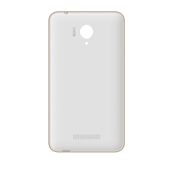 separation shoes afc6e 2ebdf Back Panel Cover for Micromax Canvas Spark Q380 - Gold