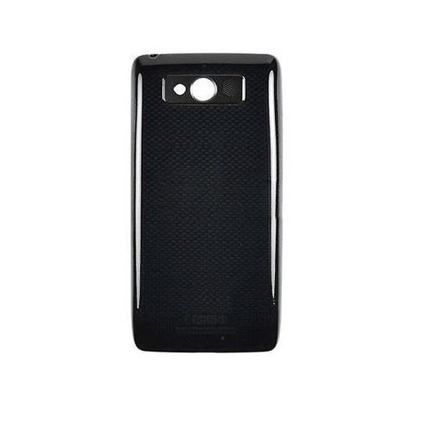 online retailer ca8b4 ed63a Back Panel Cover for Motorola DROID Mini - Black