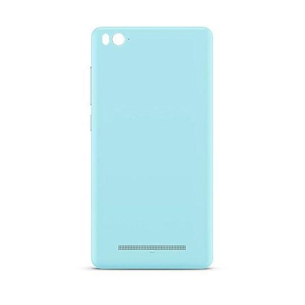 best service 0c37f cfe26 Back Panel Cover for Xiaomi Mi4i 16GB - Blue
