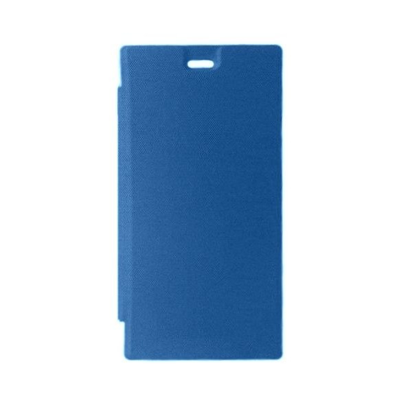 competitive price 75fe7 d89e2 Flip Cover for Micromax Canvas Xpress 4G Q413 - Blue