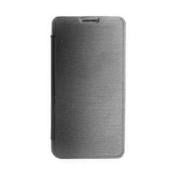 official photos 86f8d 04971 Flip Cover for Gionee M5 Lite - Grey