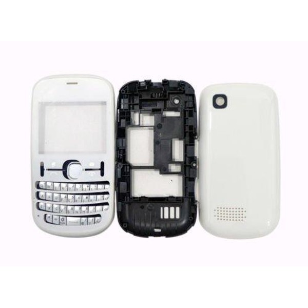 quality design 1b5e0 6e0cb Full Body Housing for Nokia Asha 200 - White