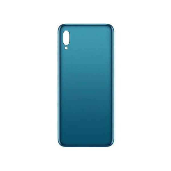 Smuk Back Panel Cover for Huawei Y6 Pro 2019 - White - Maxbhi.com ZX-93
