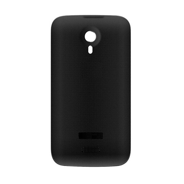best website 85f64 5fc79 Back Panel Cover for Micromax A92 Canvas Lite - Black