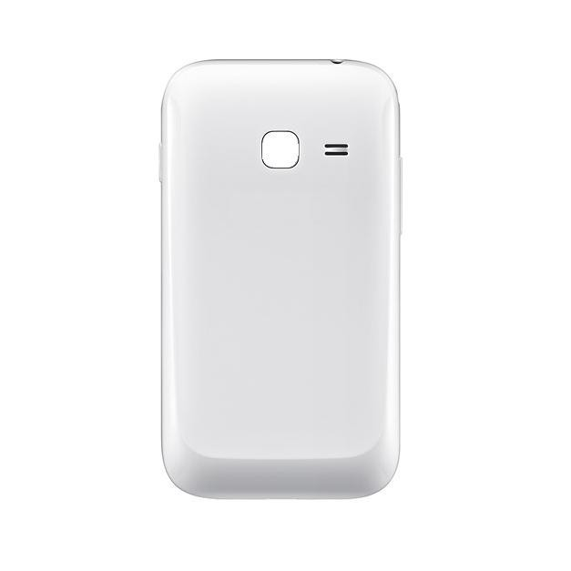 Back Panel Cover for Samsung Galaxy Ace Duos S6802 - White