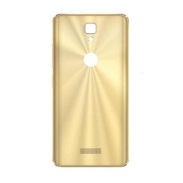 newest 48d3a 83b85 Back Panel Cover for Gionee P7 Max - Gold