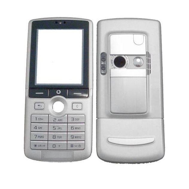 full body housing for sony ericsson k750i white. Black Bedroom Furniture Sets. Home Design Ideas