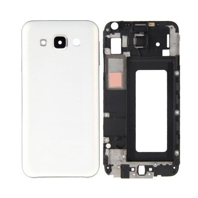 brand new 8fac3 3735d Back Panel Cover for Samsung Galaxy E5 - White
