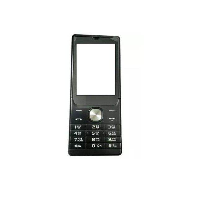 hot sale online 670a7 cd7be Full Body Housing for Micromax X908 - Black