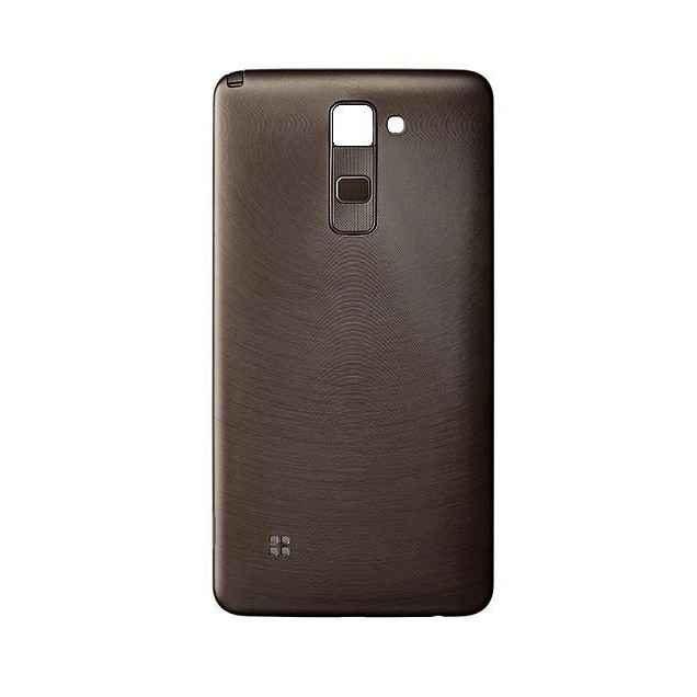 factory price e7026 e4826 Back Panel Cover for LG Stylus 2 Plus - Brown