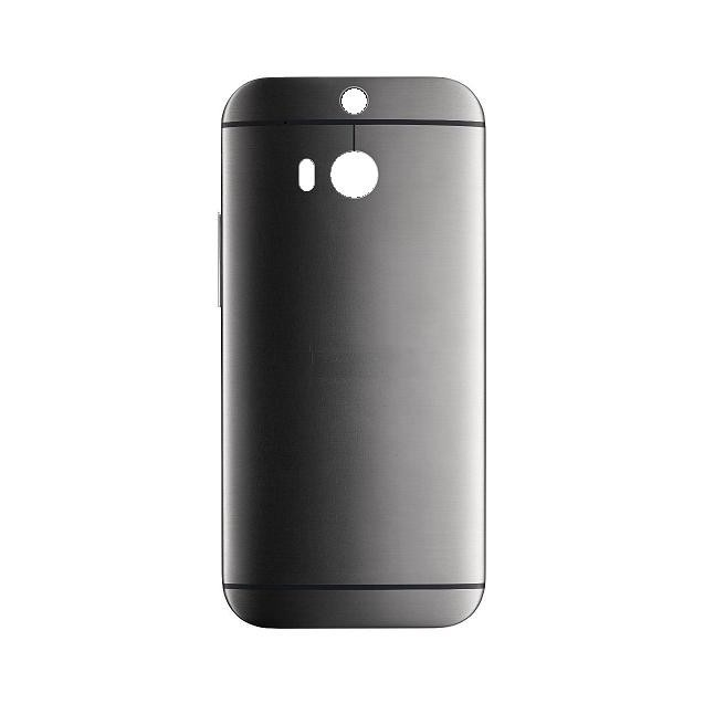 official photos 87cff be718 Back Panel Cover for HTC One - M8 Eye - Black