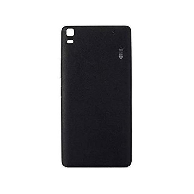 release date c7153 44a83 Back Panel Cover for Lenovo A7000 - Black