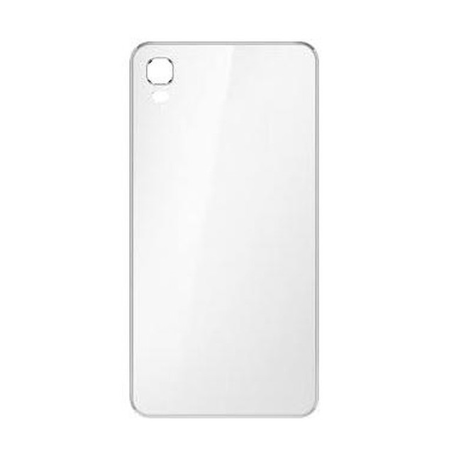 the best attitude db290 83cda Back Panel Cover for Micromax A093 Canvas Fire - White