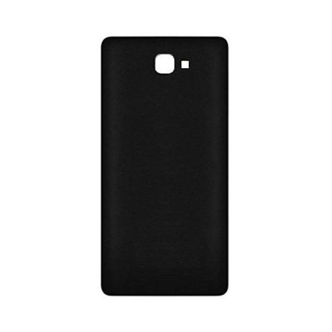 timeless design 36a83 8debe Back Panel Cover for Panasonic P81 - Black