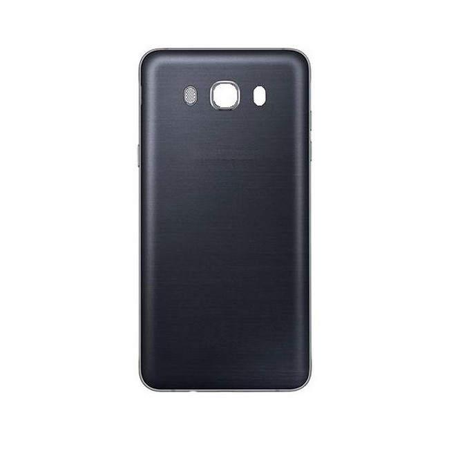 new style 5c1c5 5996b Back Panel Cover for Samsung Galaxy J7 - 2016 - Black
