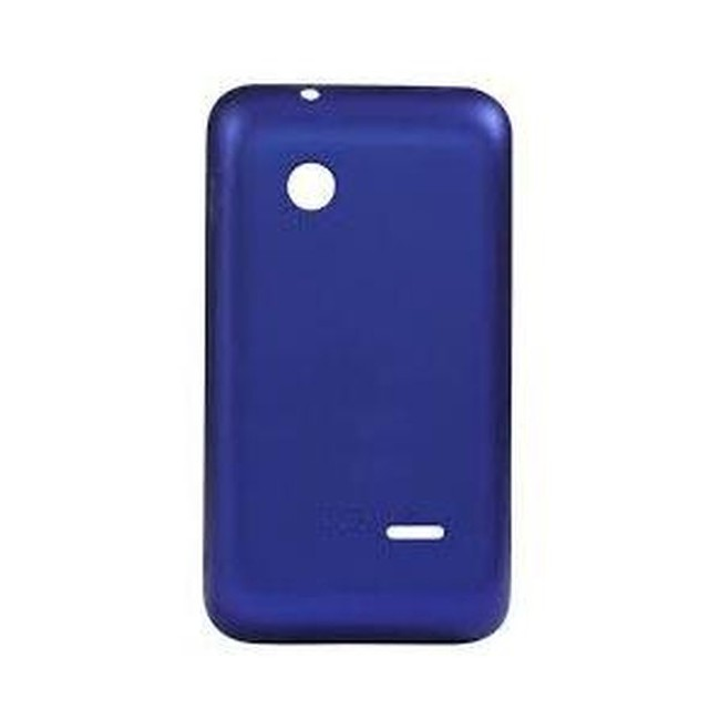 online store d31af a79a3 Back Panel Cover for Sony Xperia Tipo - Blue