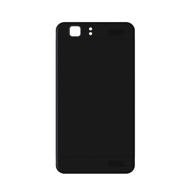 separation shoes 88f2d 80334 Back Panel Cover for XOLO Q1200 - Black
