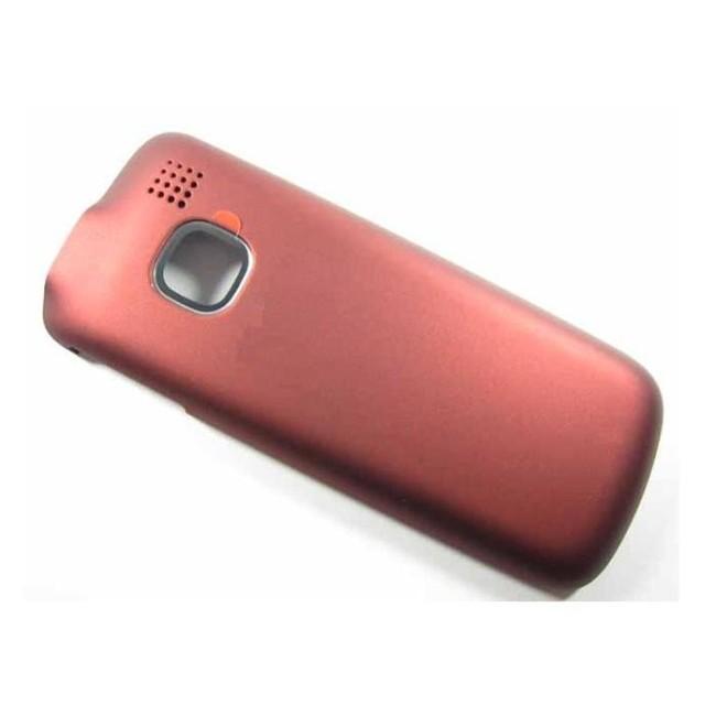 buy popular da9dd 53418 Back Panel Cover for Nokia C1-01 - Red