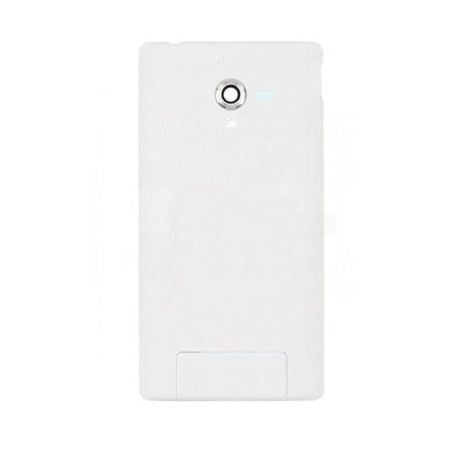 online retailer 55aff 64e2f Back Panel Cover for Sony Xperia ZL C6502 - White