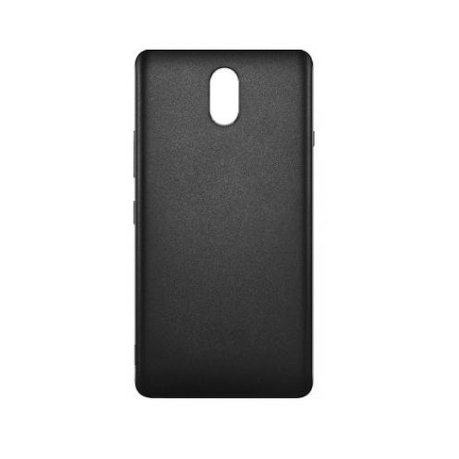 half off fbb86 b185e Back Panel Cover for Lenovo Vibe P1m - Black