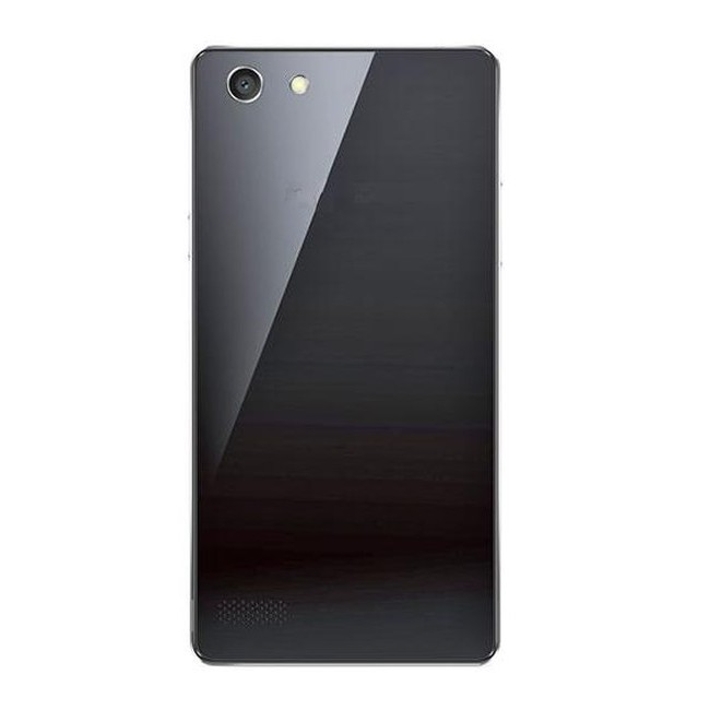 factory authentic f7443 9f8f4 Back Panel Cover for Oppo Neo 7 - Black