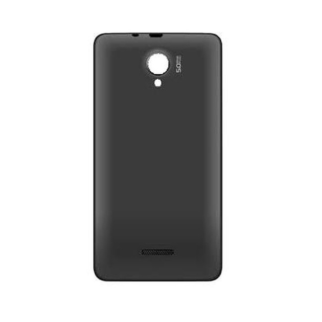 the latest 26bb3 35e91 Back Panel Cover for Micromax A76 - Black