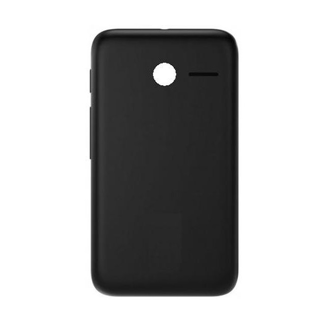 more photos 3dc2e 8b4a6 Back Panel Cover for Alcatel Pixi 3 - 3.5 - Firefox - Black