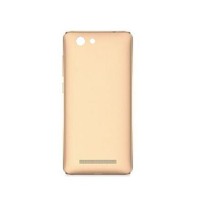 pretty nice 76bb7 c3a02 Back Panel Cover for Gionee F103 Pro - Gold