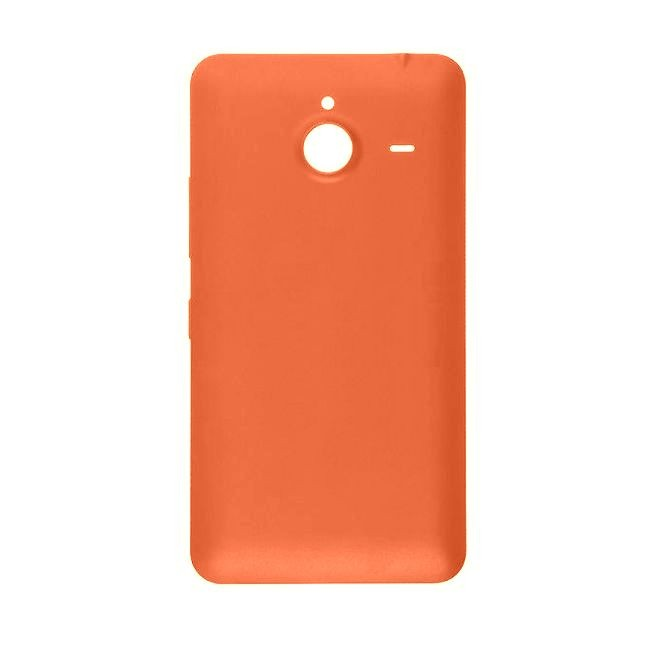 the best attitude 85bb3 5f3fe Back Panel Cover for Microsoft Lumia 640 XL LTE - Orange