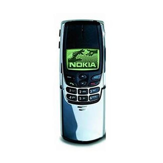 Back Panel Cover For Nokia 8810 Black Maxbhi Com