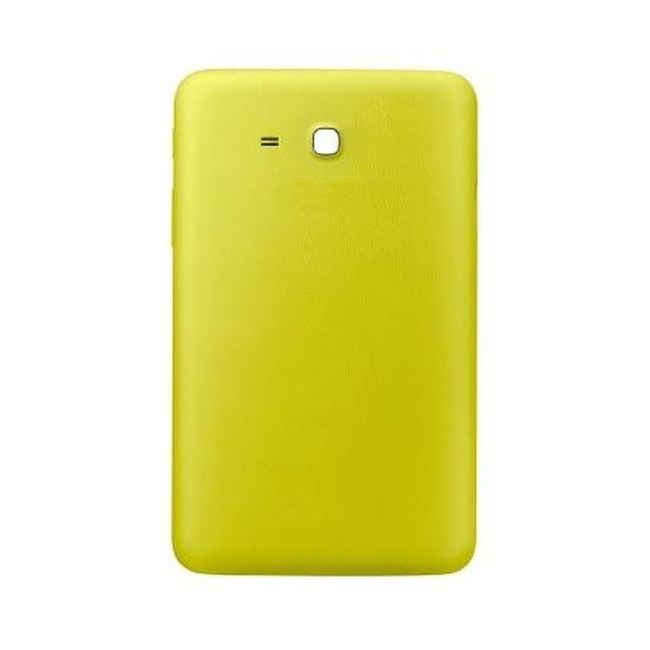 Back Panel Cover for Samsung Galaxy Tab 3 Lite 7 0 VE - Yellow