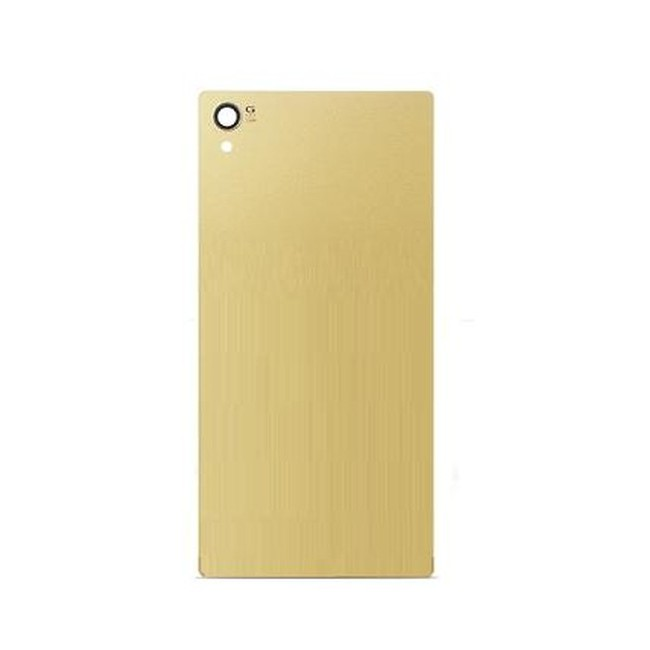 new arrival 65865 585ab Back Panel Cover for Sony Xperia Z5 Premium Dual - Gold