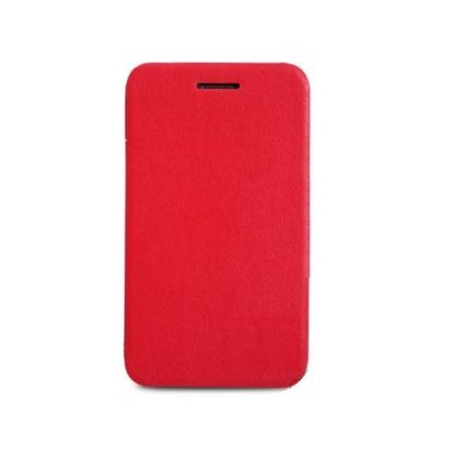 best service 11679 32adc Flip Cover for BlackBerry Q5 - Red