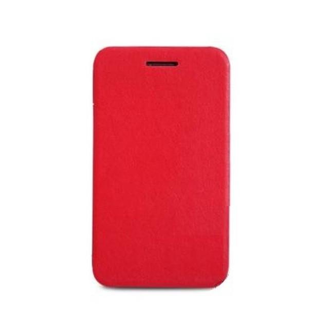 best service ae000 472ec Flip Cover for BlackBerry Q5 - Red