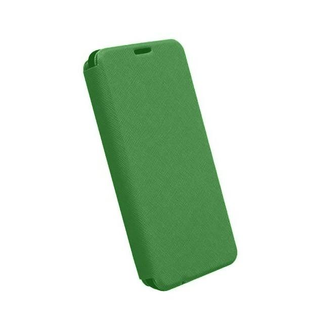 official photos 12813 d7ccd Flip Cover for Lenovo A660 - Green
